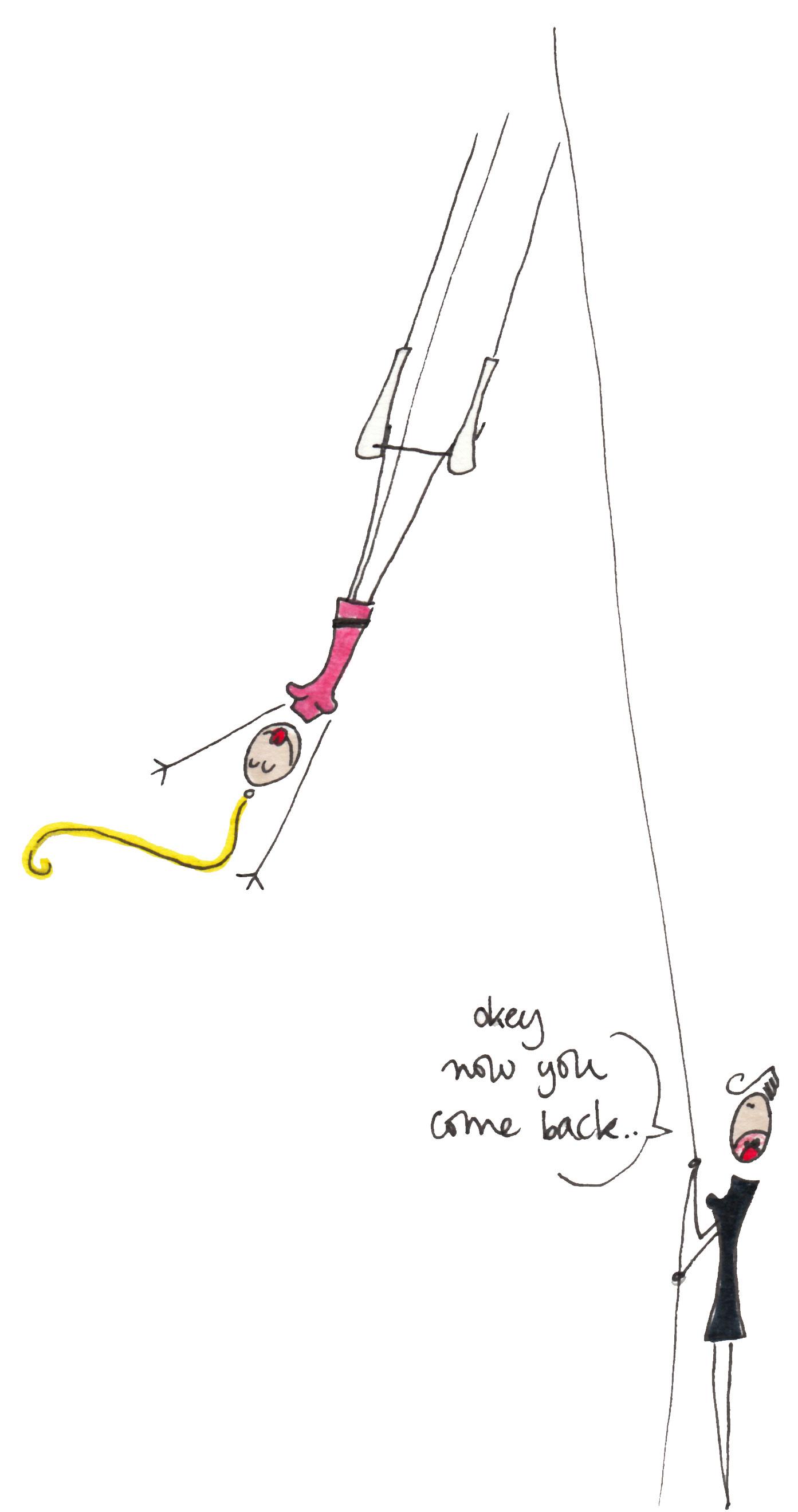 doris-trapeze